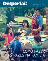 Dezembro de 2015| Como fazer as pazes na família