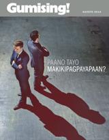 Agosto2014  Paano Tayo Makikipagpayapaan?