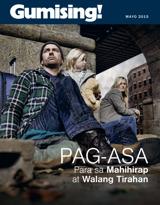 Mayo2015| Pag-asa Para sa Mahihirap at Walang Tirahan