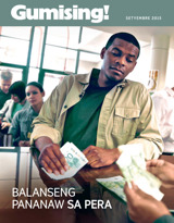 Setyembre2015  Balanseng Pananaw sa Pera