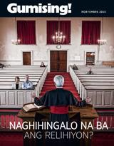 Nobyembre2015  Naghihingalo Na Ba ang Relihiyon?
