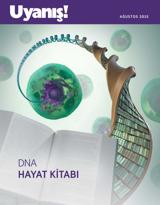Ağustos2015| DNA: Hayat Kitabı