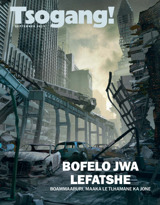 September2012| Bofelo Jwa Lefatshe—Boammaaruri, Maaka le Tlhamane ka Jone