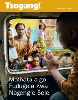 February2013| Mathata a go Fudugela Kwa Nageng e Sele