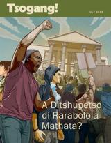July2013| A Ditshupetso di Rarabolola Mathata?