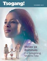 November2013| Melao ya Boitsholo e e Solegelang Molemo Tota