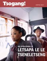 September2014| Go Lepalepana le Letsapa le le Tseneletseng