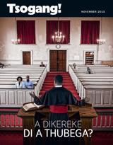 November2015| A Dikereke di a Thubega?