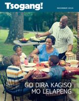 December2015| Go Dira Kagiso mo Lelapeng