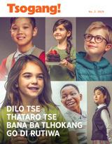 No.2 2019| Dilo Tse Thataro Tse Bana ba Tlhokang go di Rutiwa