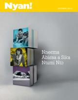 October2013| Nneɛma Abiɛsa a Sika Ntumi Ntɔ