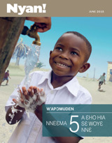 June2015| W'apɔmuden—Nneɛma 5 a Wobɛtumi Ayɛ Nnɛ