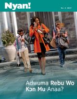 No.4 2017| Adwuma Rebu Wo Kɔn Mu Anaa?