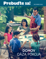 December2015| Domov— oáza pokoja