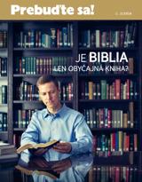 č.2/2016| Je Biblia len obyčajná kniha?