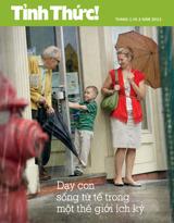 Tháng 1năm 2013  Dạy con sống tử tế trong mộtthế giới ích kỷ
