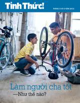 Tháng 5năm 2013| Làm người cha tốt—Như thế nào?