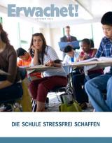 Oktober2012| Die Schule stressfrei schaffen