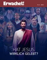 Nr.5 2016  Hat Jesus wirklich gelebt?