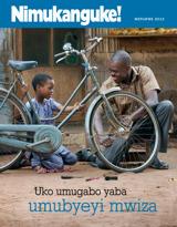 Werurwe2013| Uko umugabo yaba umubyeyi mwiza