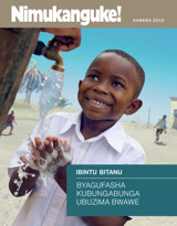 Kamena2015| Ibintu bitanu byagufasha kubungabunga ubuzima bwawe