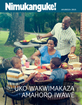 Ukuboza2015| Uko wakwimakaza amahoro iwawe