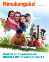 No.2 2018| Ibintu 12 byagufasha kugira umuryango mwiza