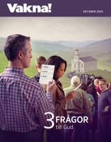 Oktober2015| 3 frågor till Gud