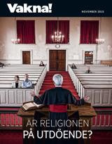 November2015| Är religionen på utdöende?
