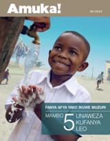 Mwezi wa 6, 2015| Fanya Afya Yako Ikuwe Muzuri—Mambo 5 Unaweza  Kufanya Leo