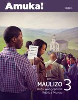 Mwezi wa 10, 2015| Maulizo 3 Watu Wangependa Kuuliza Mungu
