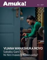 Na.1 2017| Vijana Wanashuka Moyo—Sababu Gani? Ni Nini Inaweza Kuwasaidia?