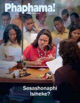 Disemba2012| Sesashonaphi Isineke?