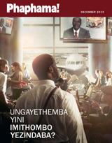 Disemba2013| Ungayethemba Yini Imithombo Yezindaba?
