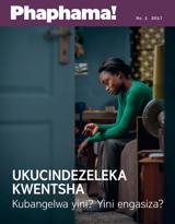 No.1 2017  Ukucindezeleka Kwentsha—Kubangelwa Yini? Yini Engasiza?