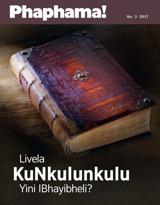 No.3 2017| Livela KuNkulunkulu Yini IBhayibheli?