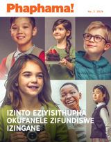 No.2 2019  Izinto Eziyisithupha Okufanele Zifundiswe Izingane