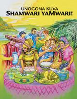 Unogona Kuva Shamwari yaMwari!