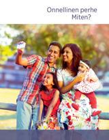 Onnellinen perhe – miten?