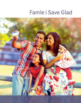 Famle i Save Glad
