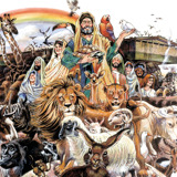 Noah wia Gott tru