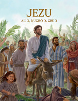 Jezu: Ali ɔ, Nugbǒ ɔ, Gbɛ̀ Ɔ