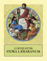 Lurtið eftir stóra Læraranum