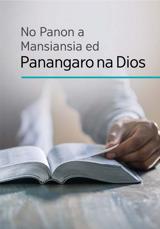 No Panon a Mansiansia ed Panangaro na Dios