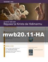 Nuwamba2020