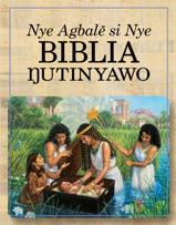 Nye Agbalẽ si Nye Biblia Ŋutinyawo