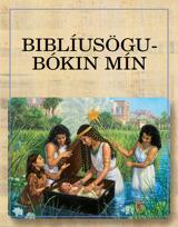 Biblíusögubókin mín