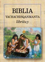 Biblia yachachisqanmanta librituy