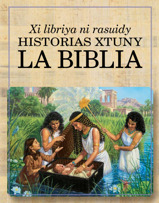 Xi libriya ni rasuidy historias xtuny la Biblia