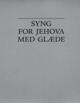 Syng for Jehova med glæde